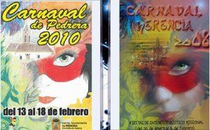 Carnaval de Pedrera 2010 vs Carnaval de Herencia 2008