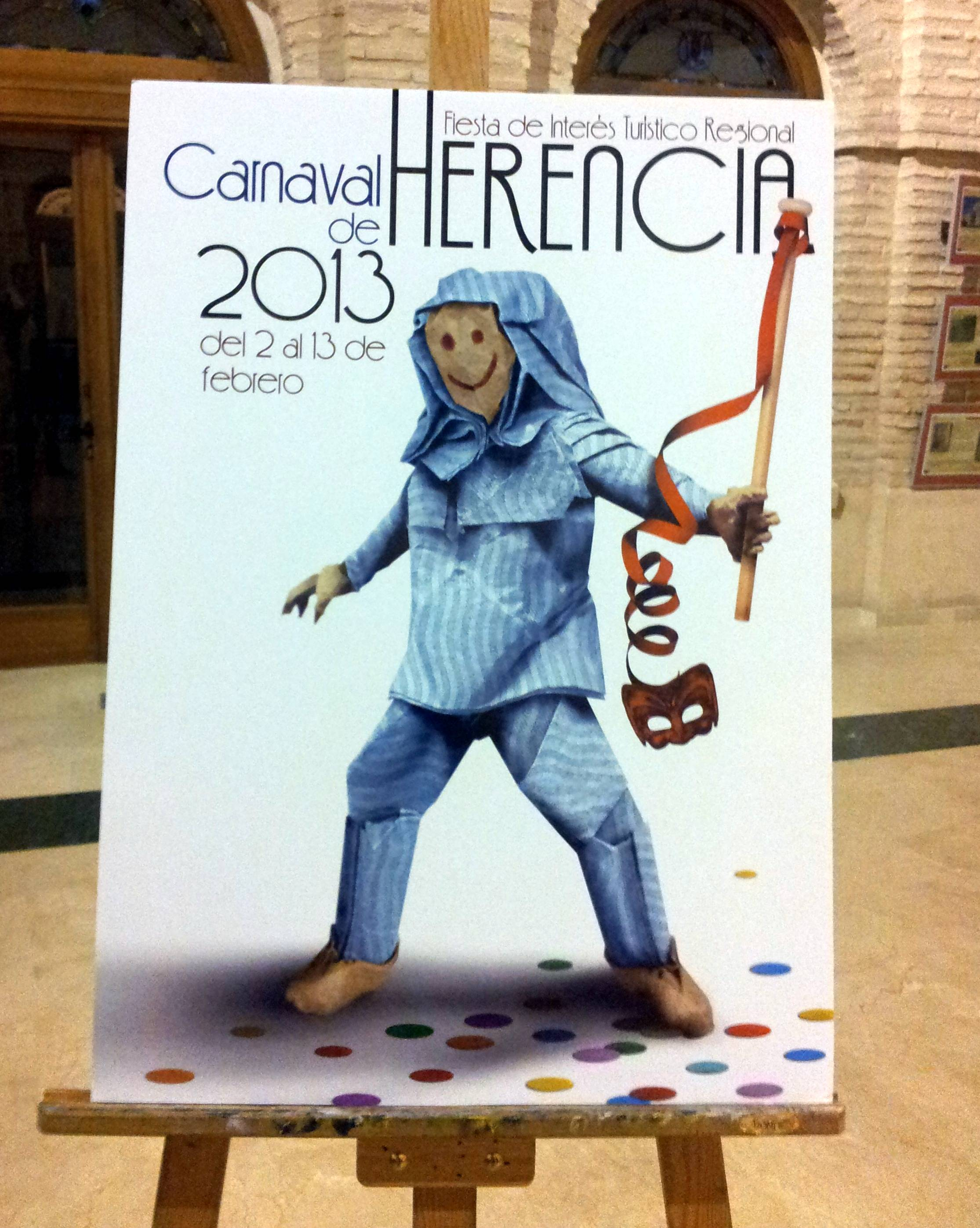 Cartel Carnaval 21012