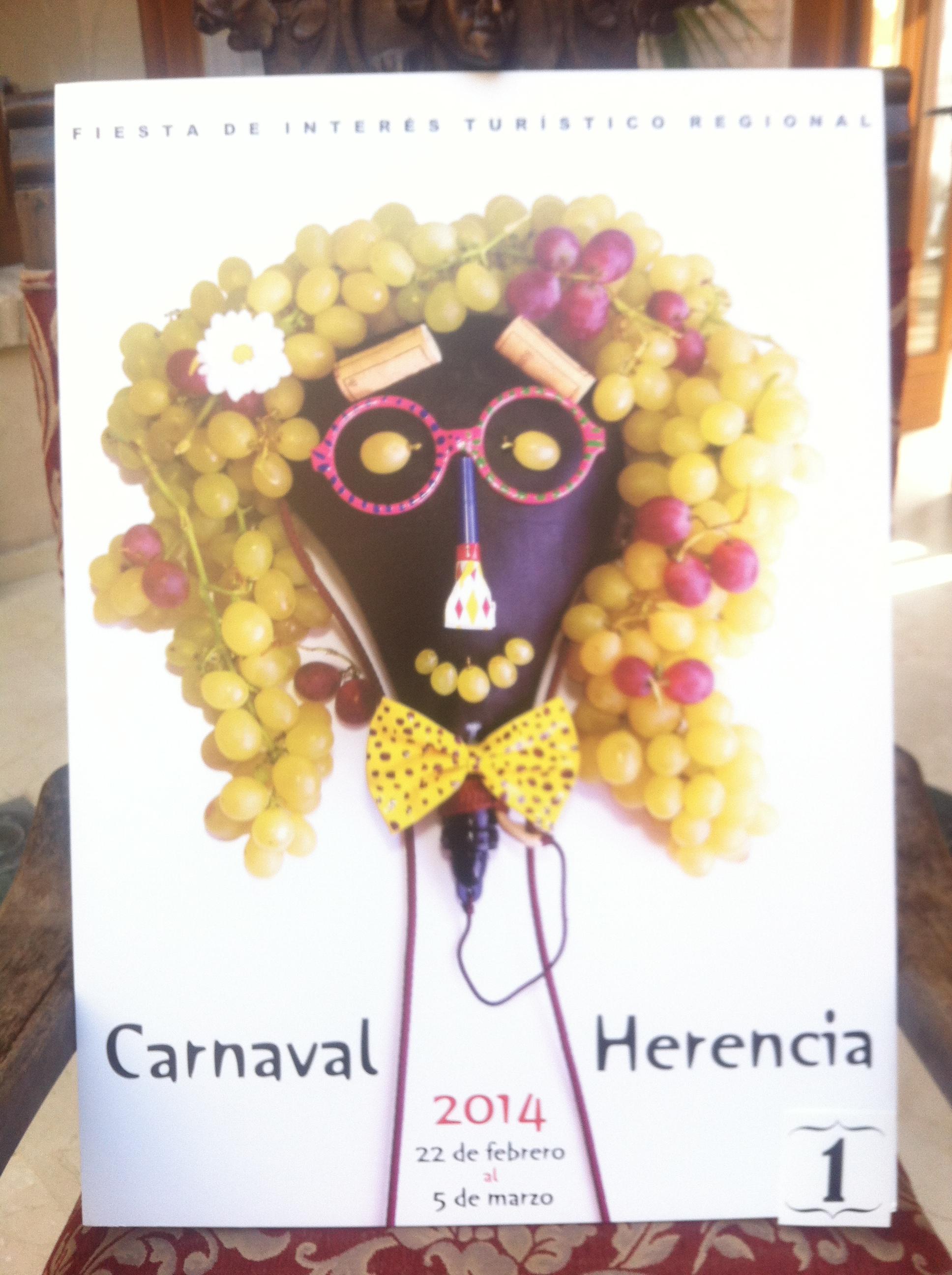 Concurso Carteles Carnaval 2014 (1)