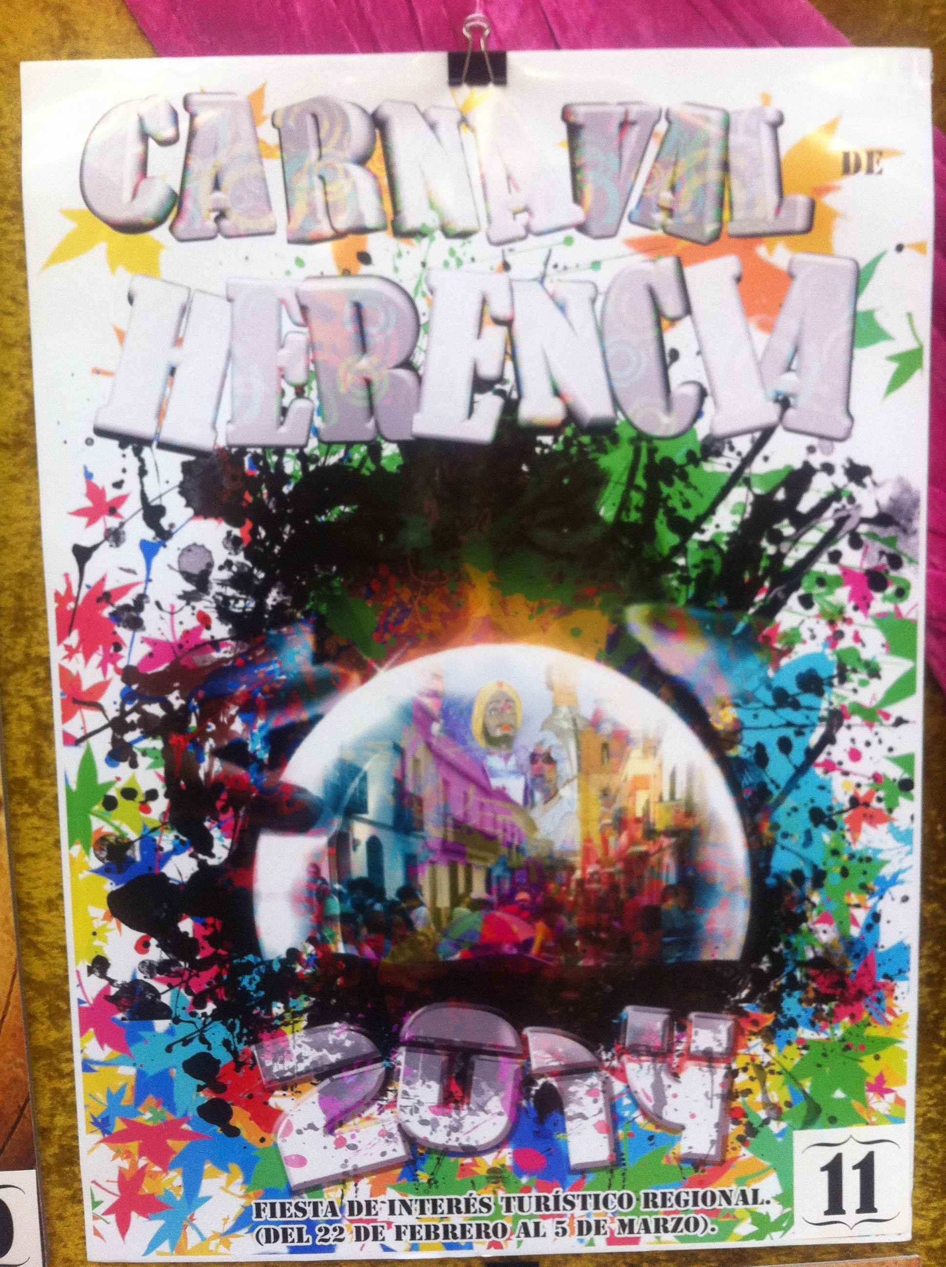Concurso Carteles Carnaval 2014 (11)