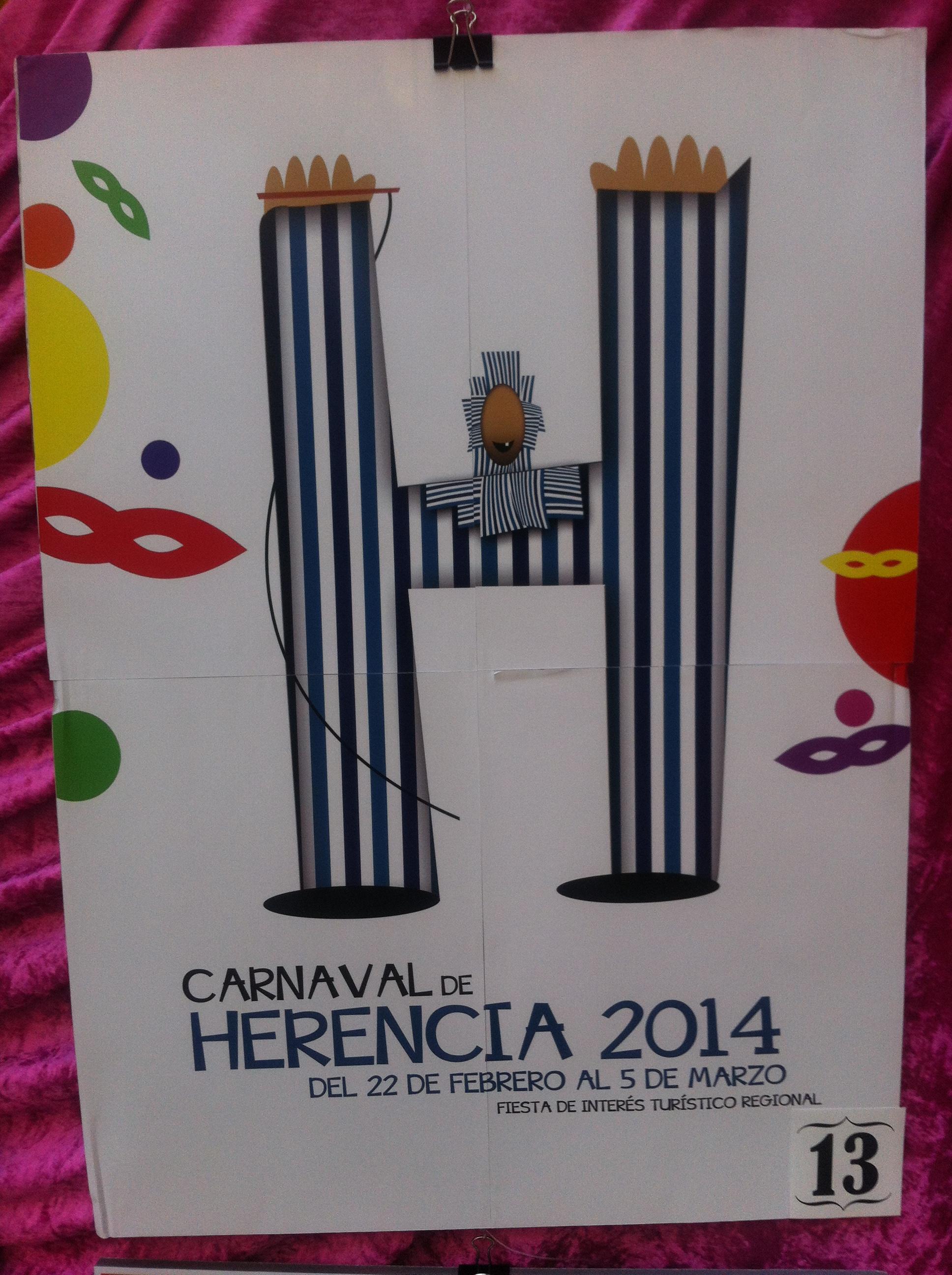 Concurso Carteles Carnaval 2014 (13)