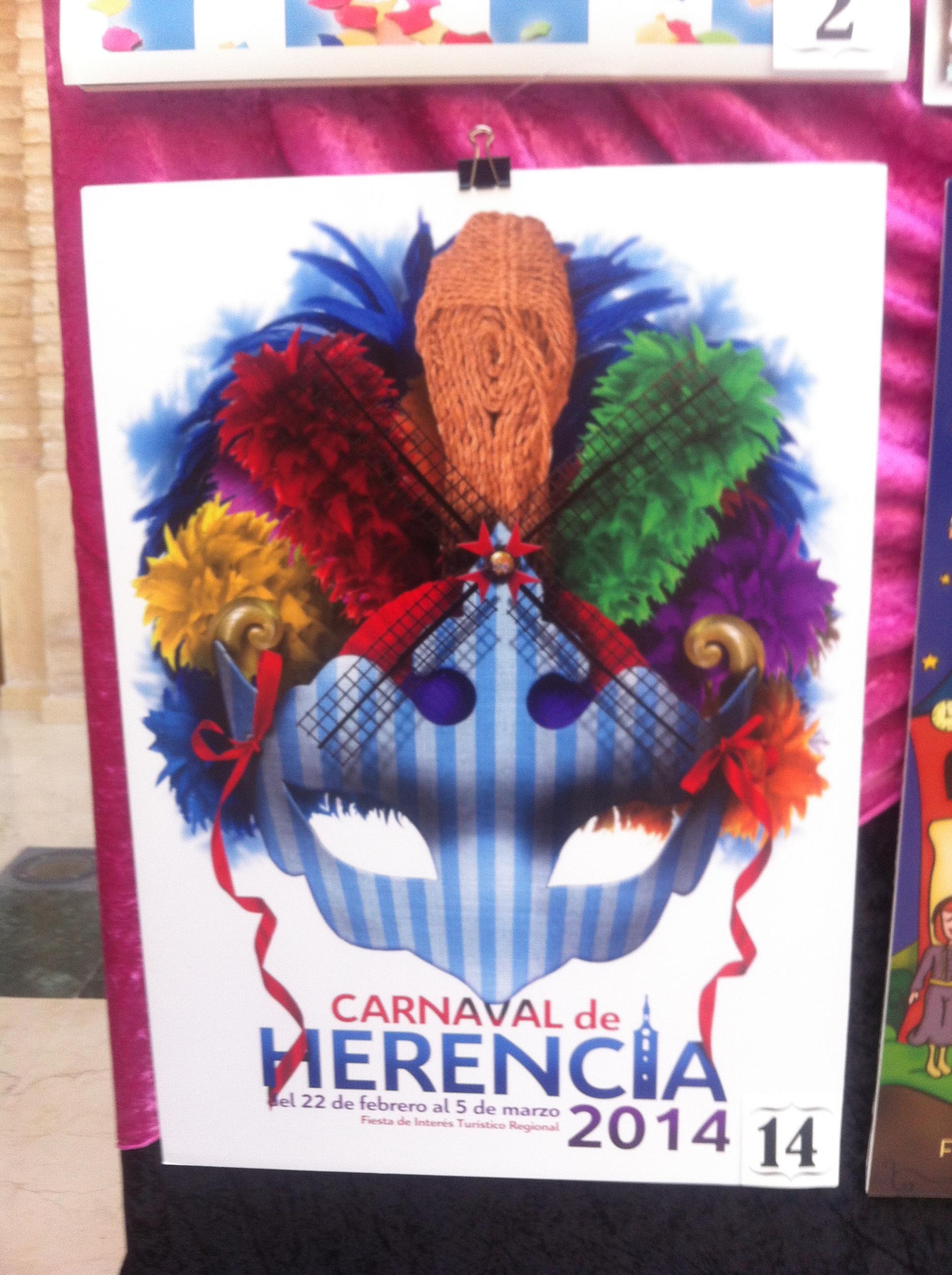 Concurso Carteles Carnaval 2014 (14)