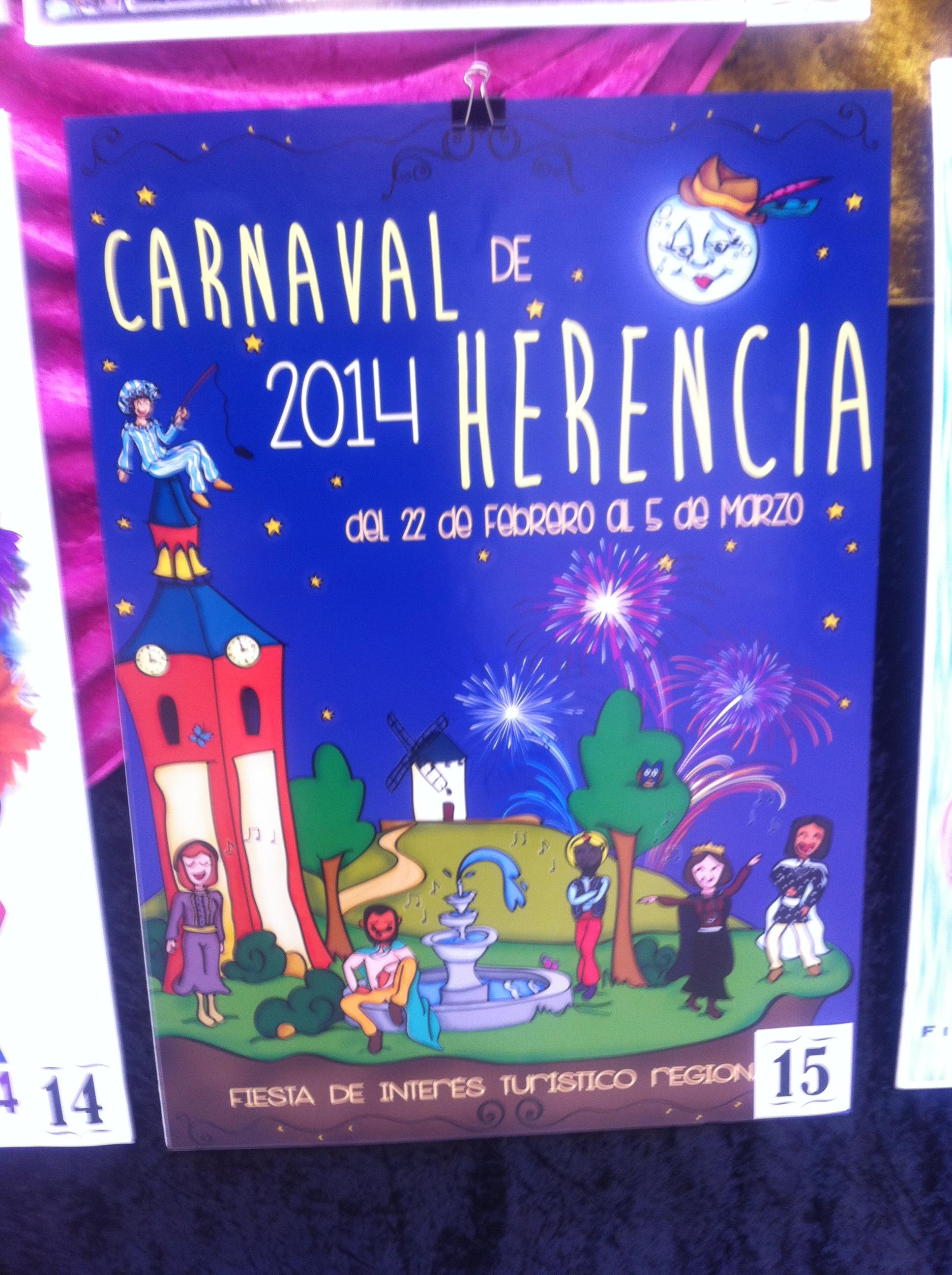 Concurso Carteles Carnaval 2014 (15)