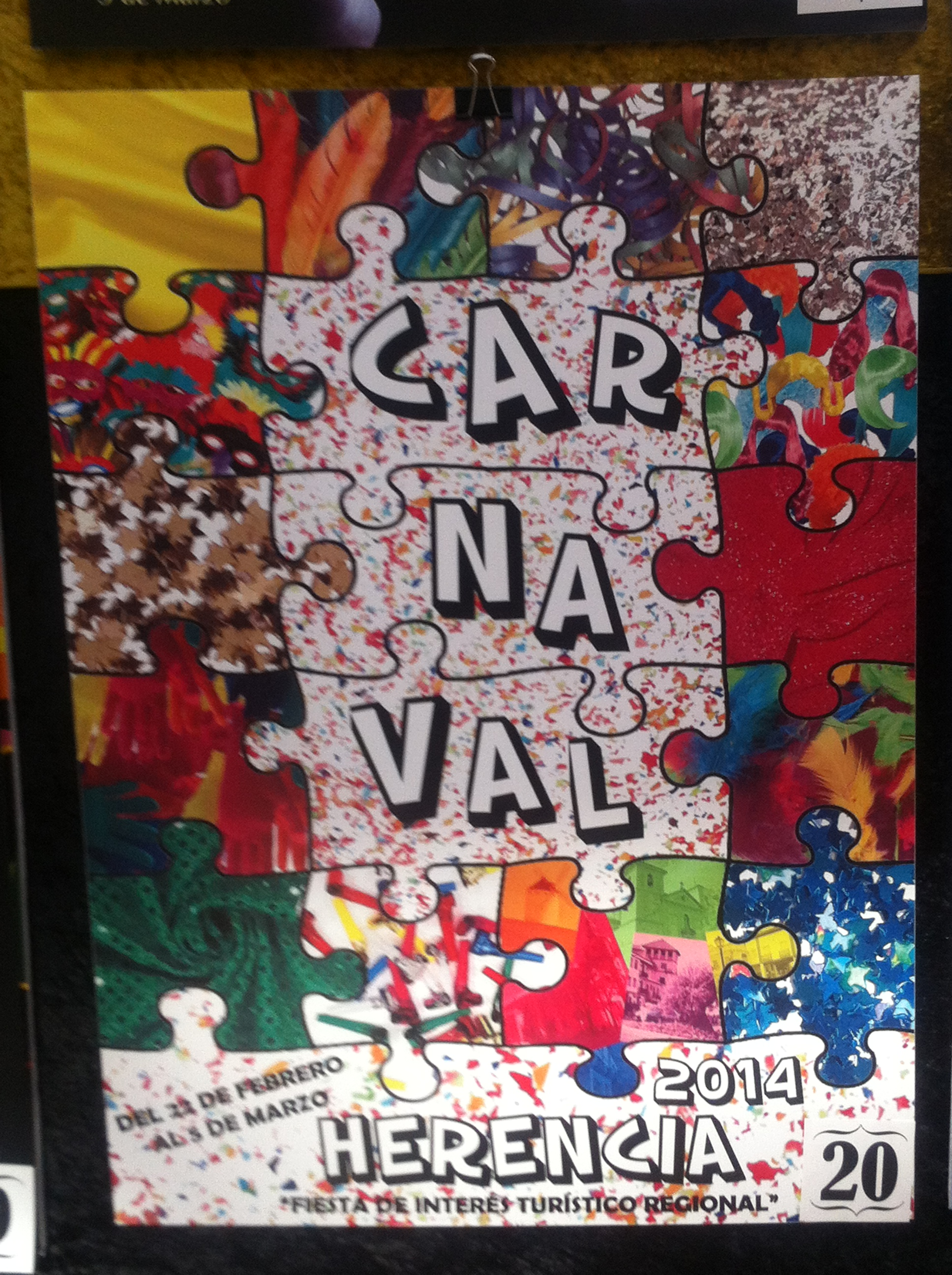 Concurso Carteles Carnaval 2014 (20)