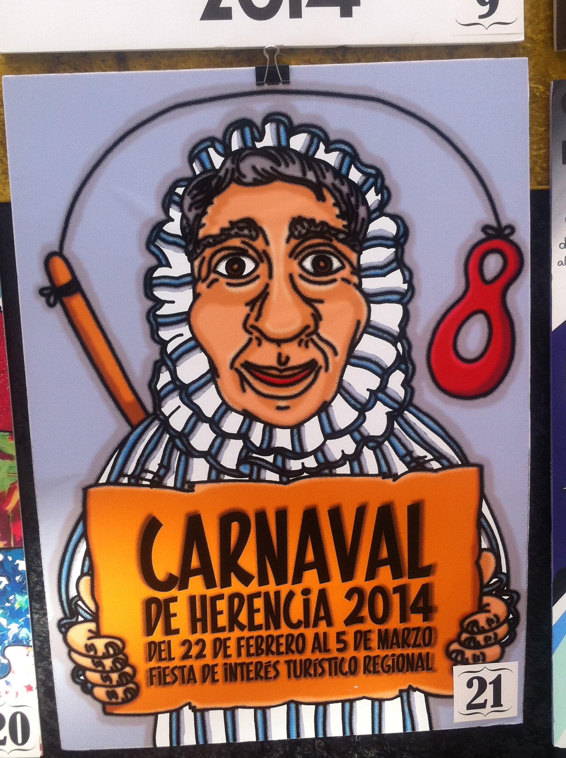 Concurso Carteles Carnaval 2014 (21)