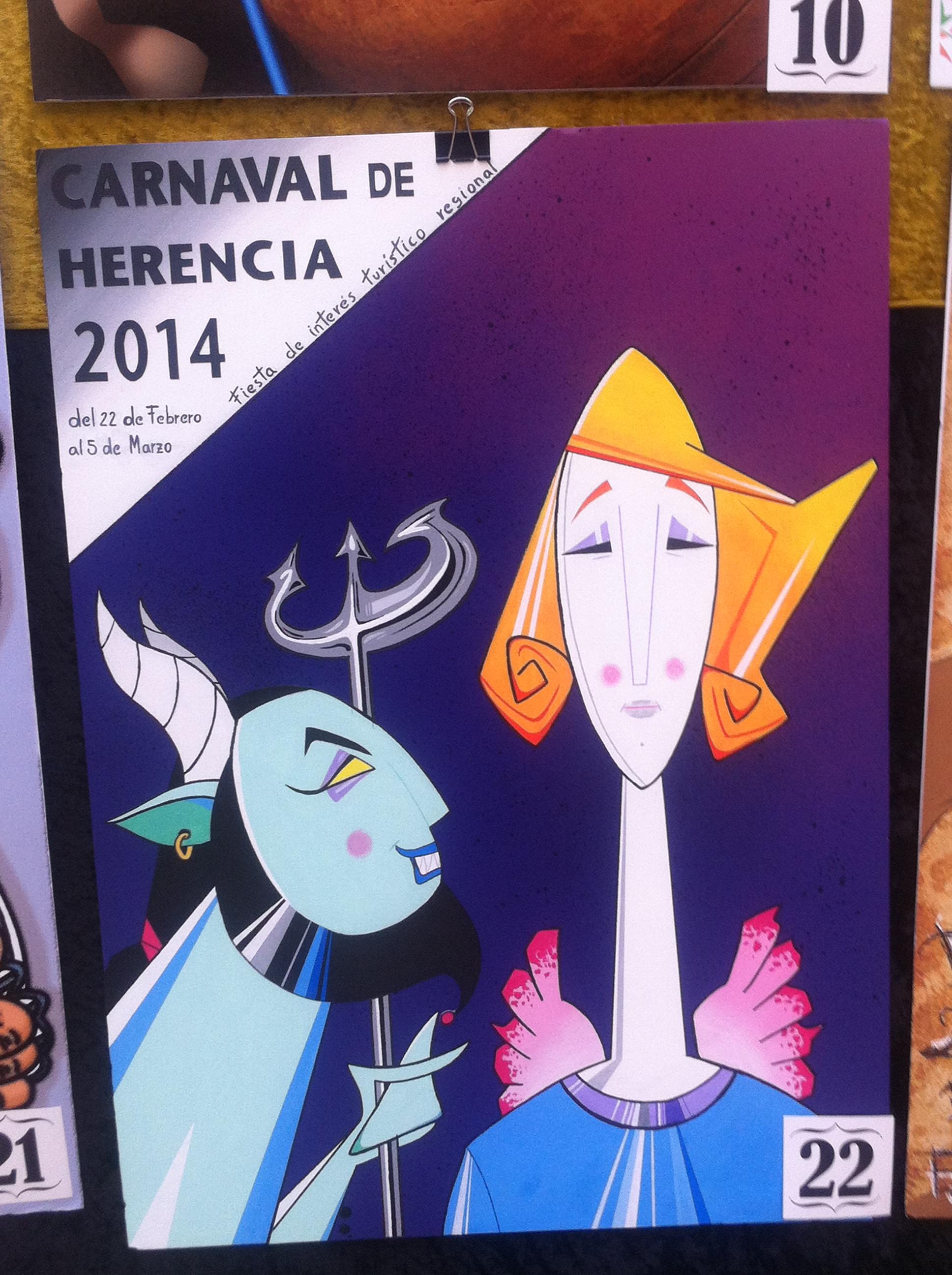 Concurso Carteles Carnaval 2014 (22)