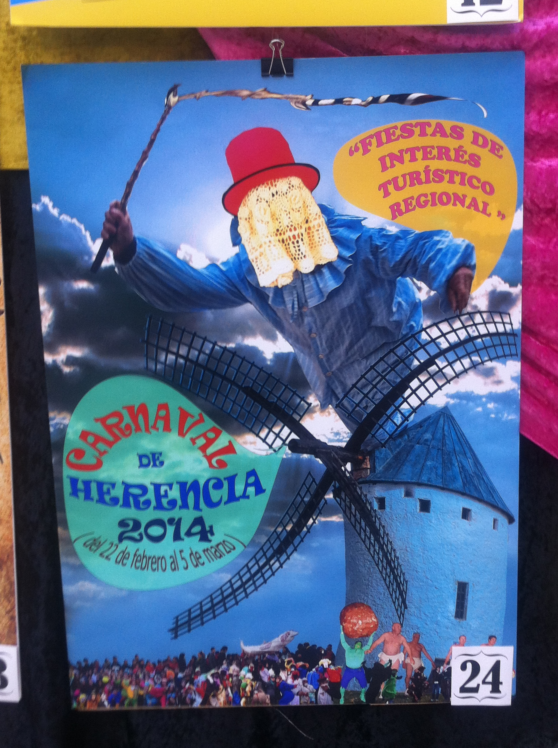 Concurso Carteles Carnaval 2014 (24)