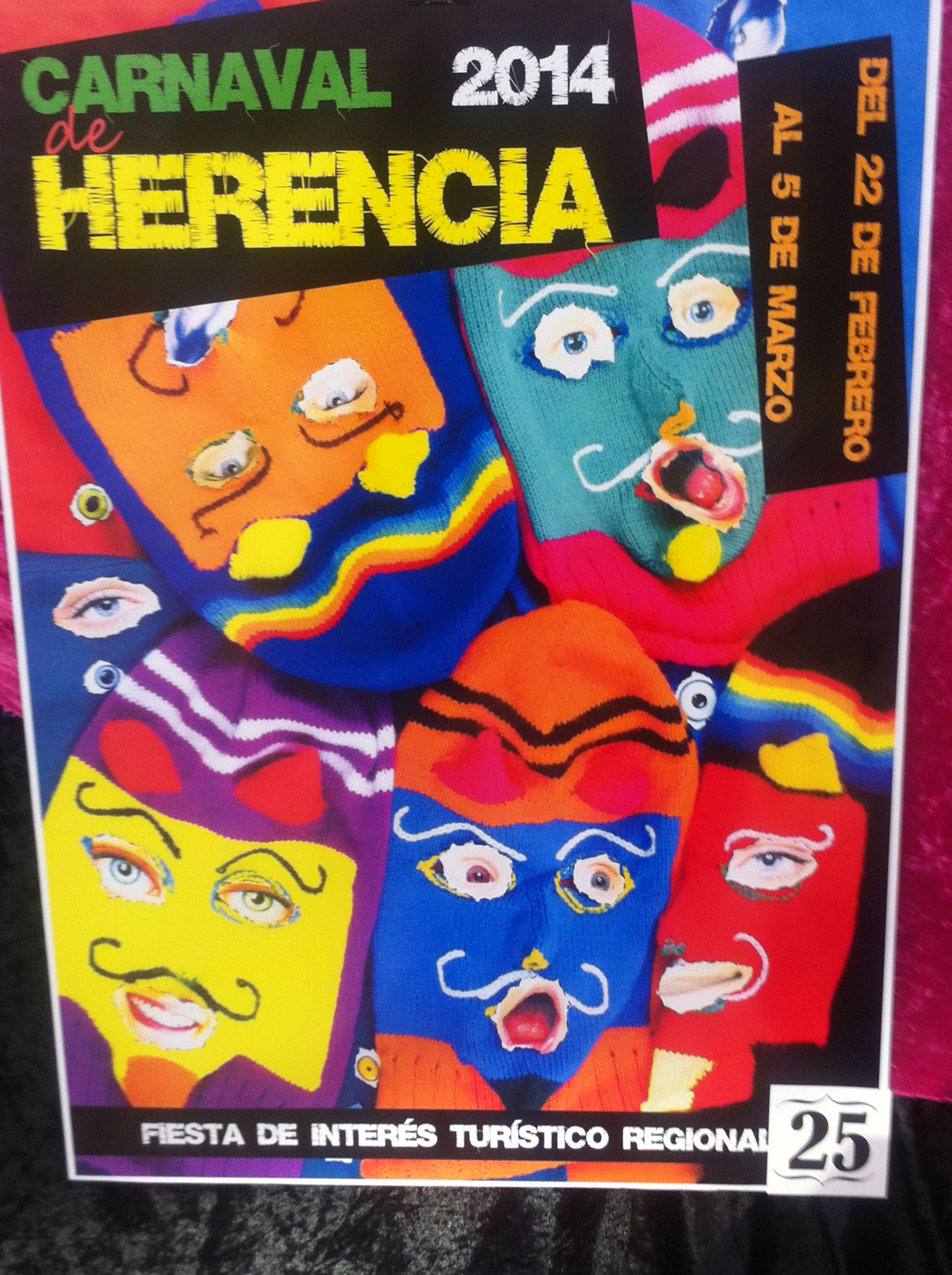 Concurso Carteles Carnaval 2014 (25)