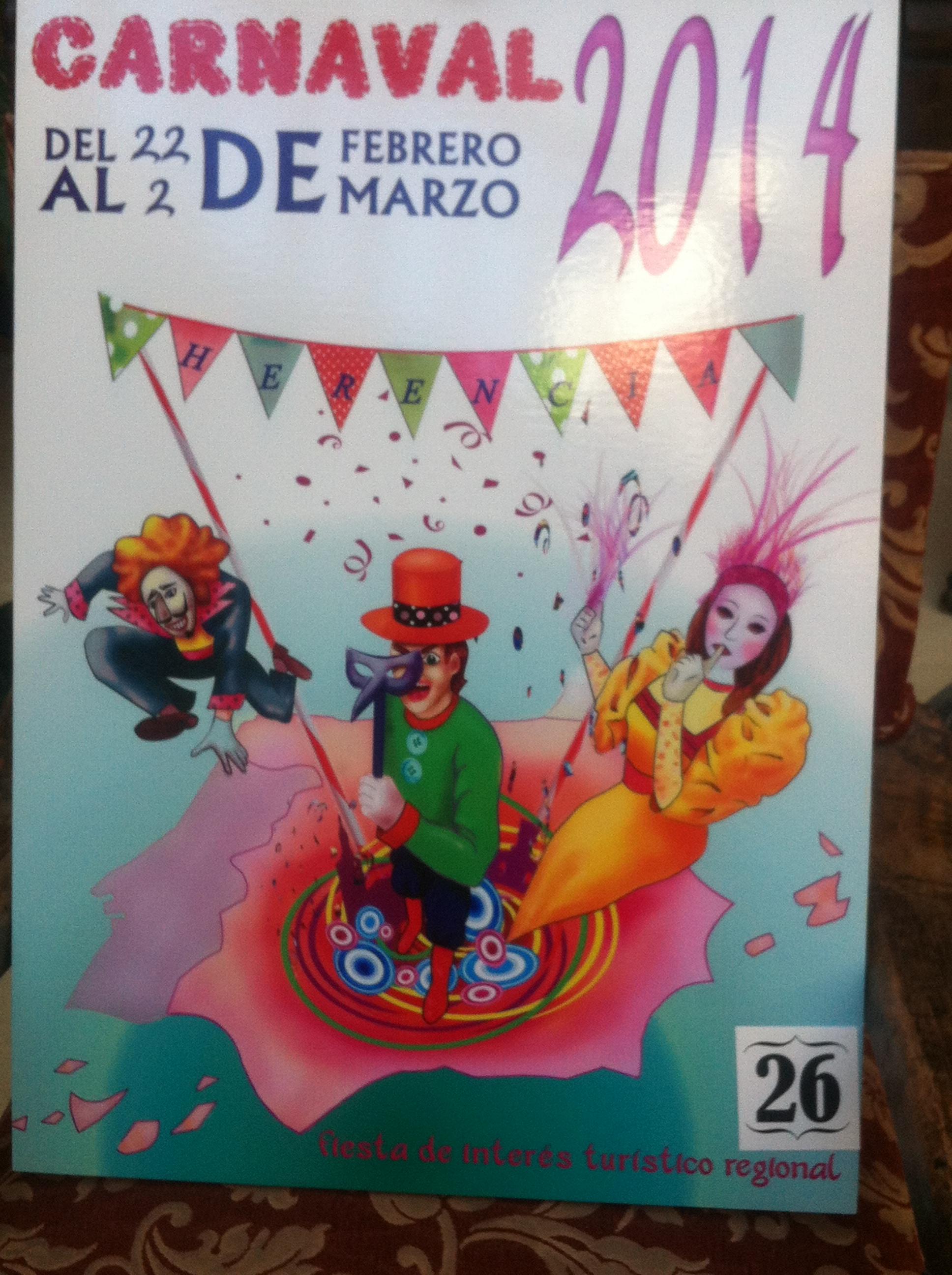 Concurso Carteles Carnaval 2014 (26)