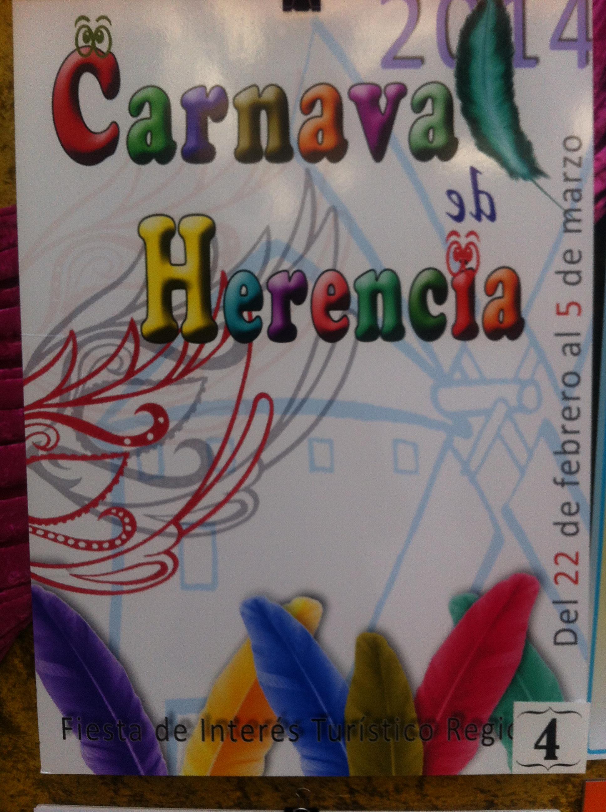 Concurso Carteles Carnaval 2014 (4)