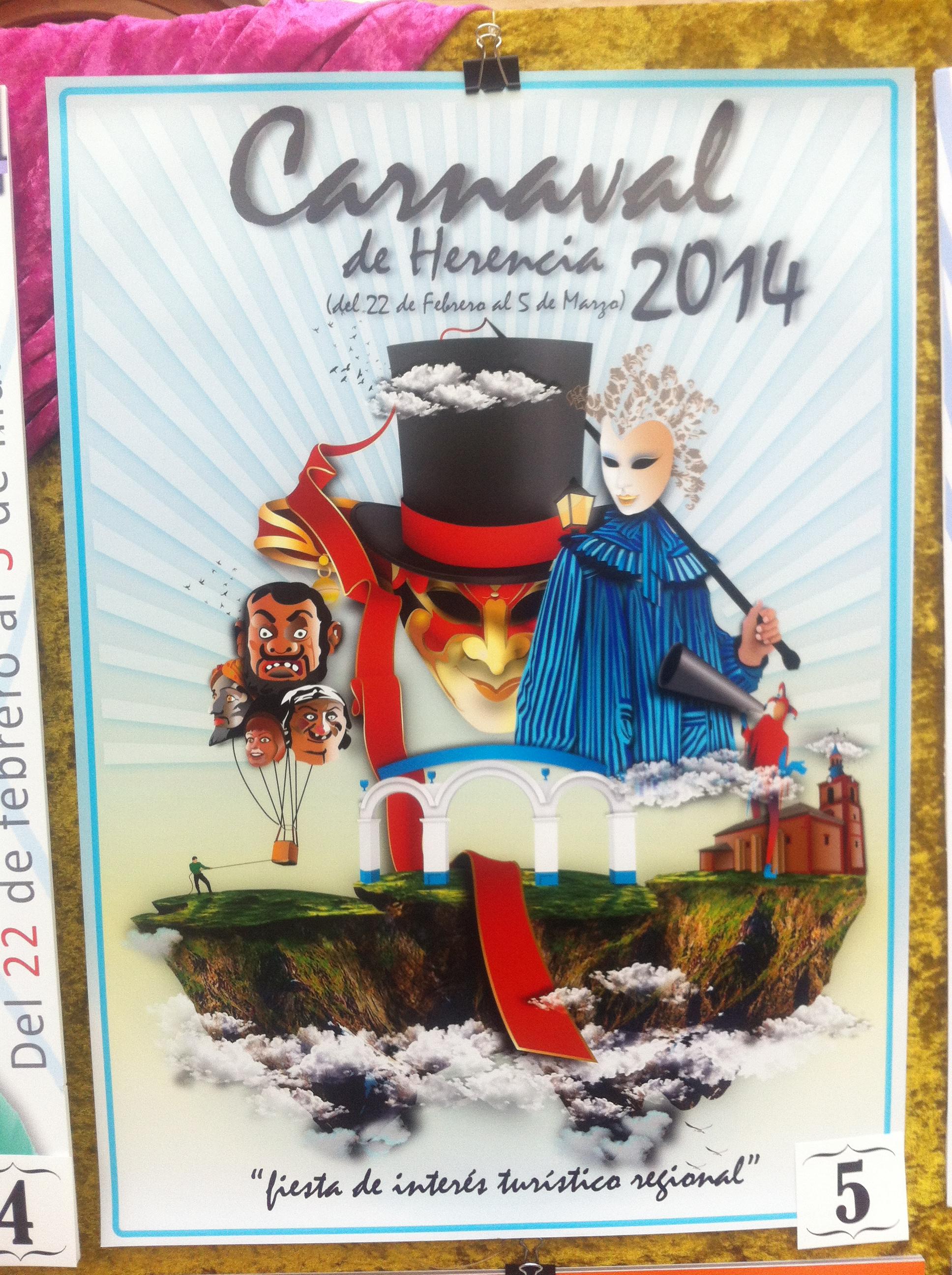 Concurso Carteles Carnaval 2014 (5)