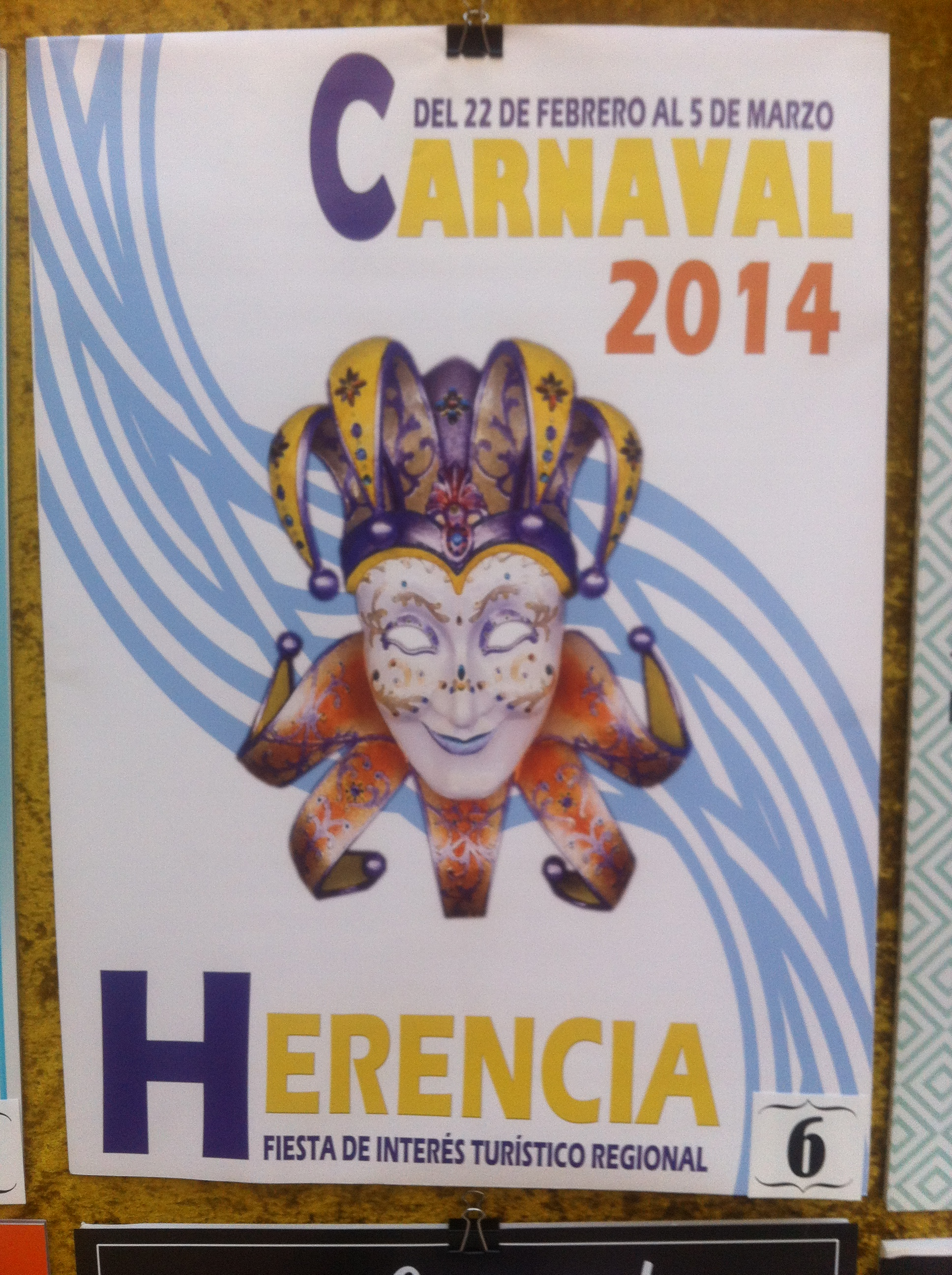 Concurso Carteles Carnaval 2014 (6)