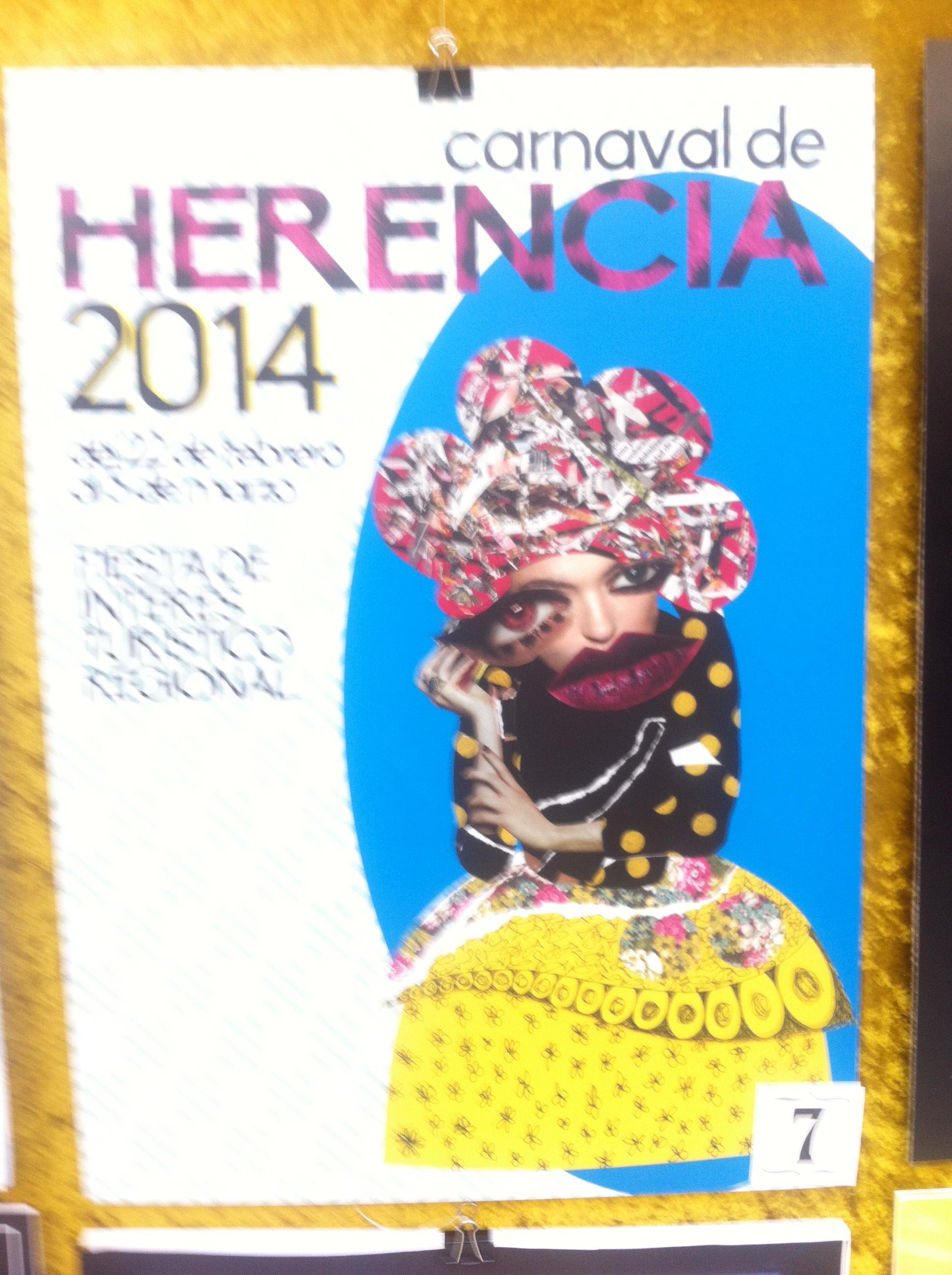 Concurso Carteles Carnaval 2014 (7)