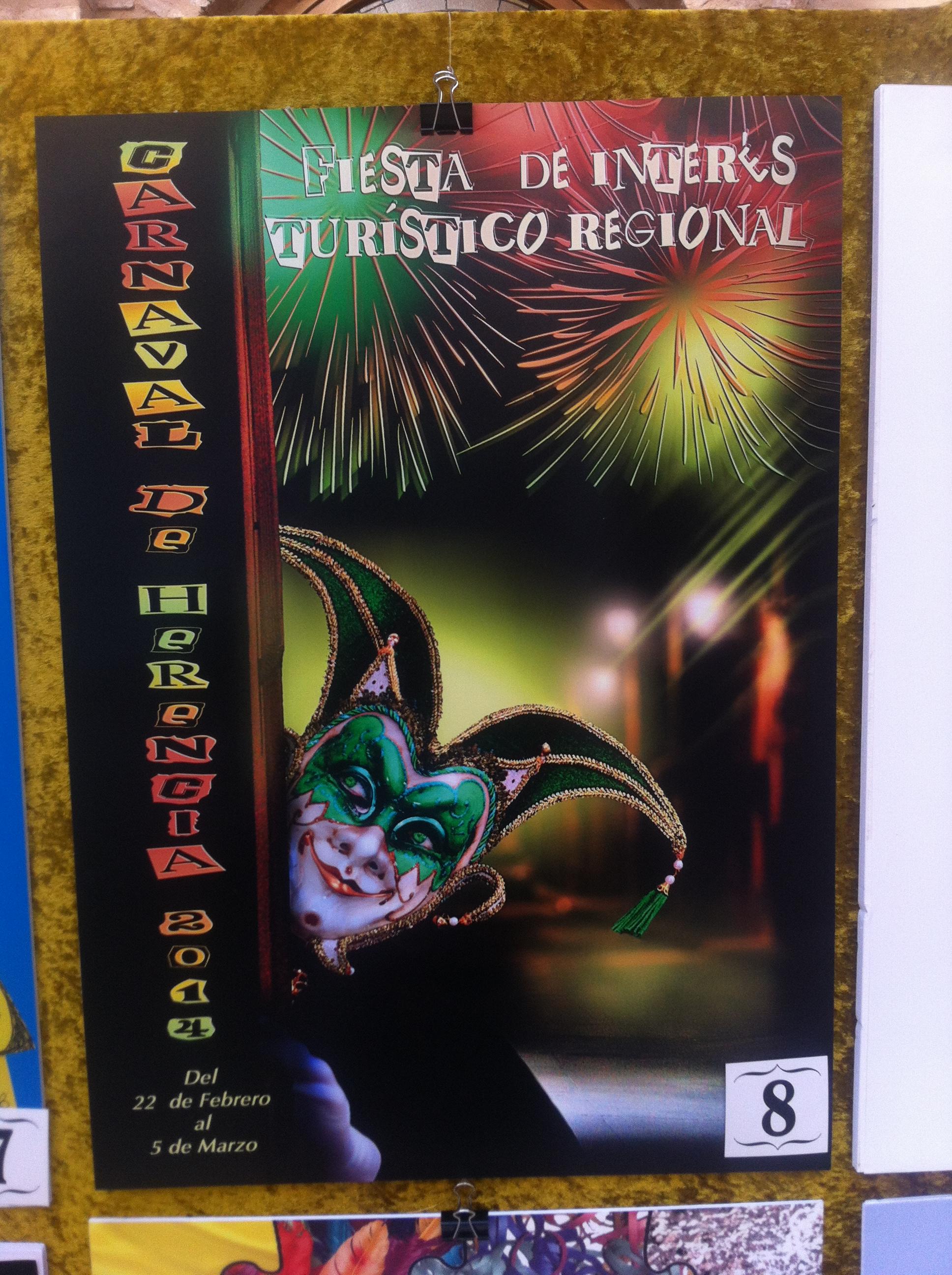 Concurso Carteles Carnaval 2014 (8)