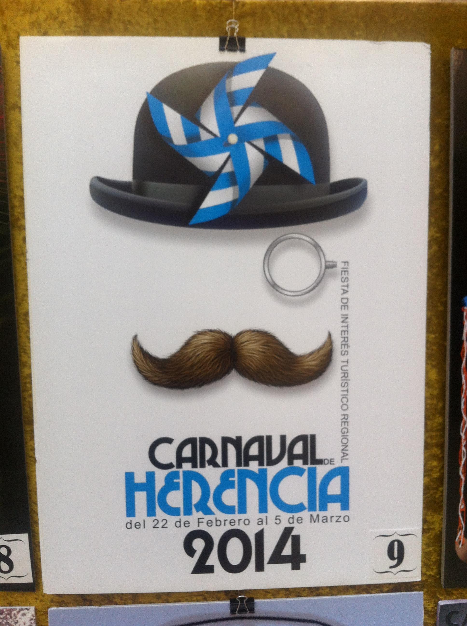 Concurso Carteles Carnaval 2014 (9)