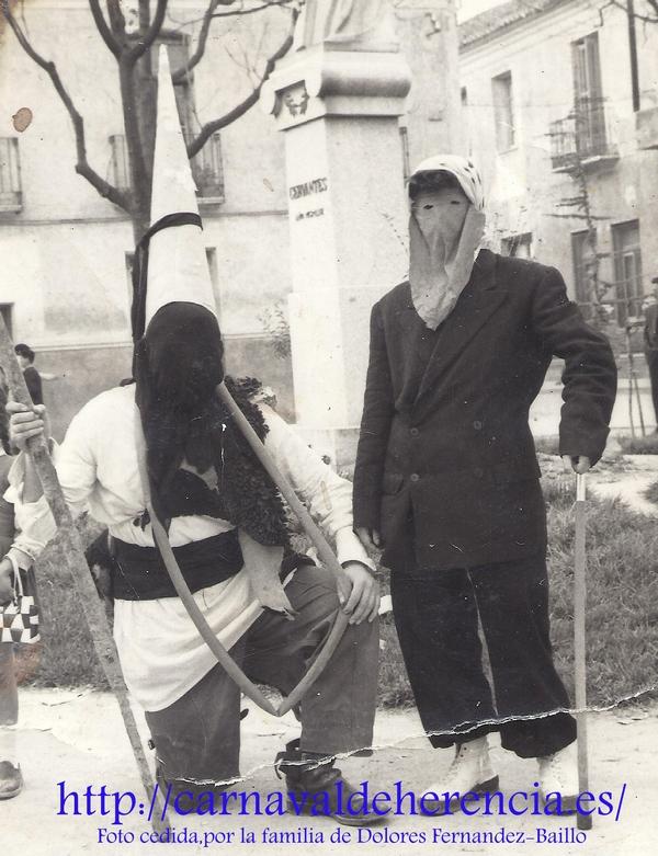 Estandarte de Animas, Ofertorio años 40.