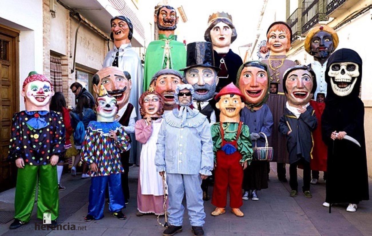 Resultado de imagen de carnaval de herencia ciudad real
