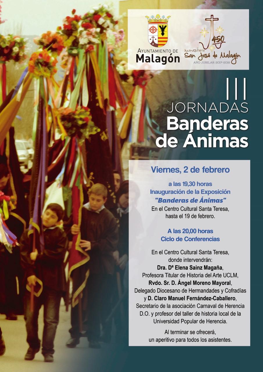 III Jornadas de Banderas de Ánimas en Malagón