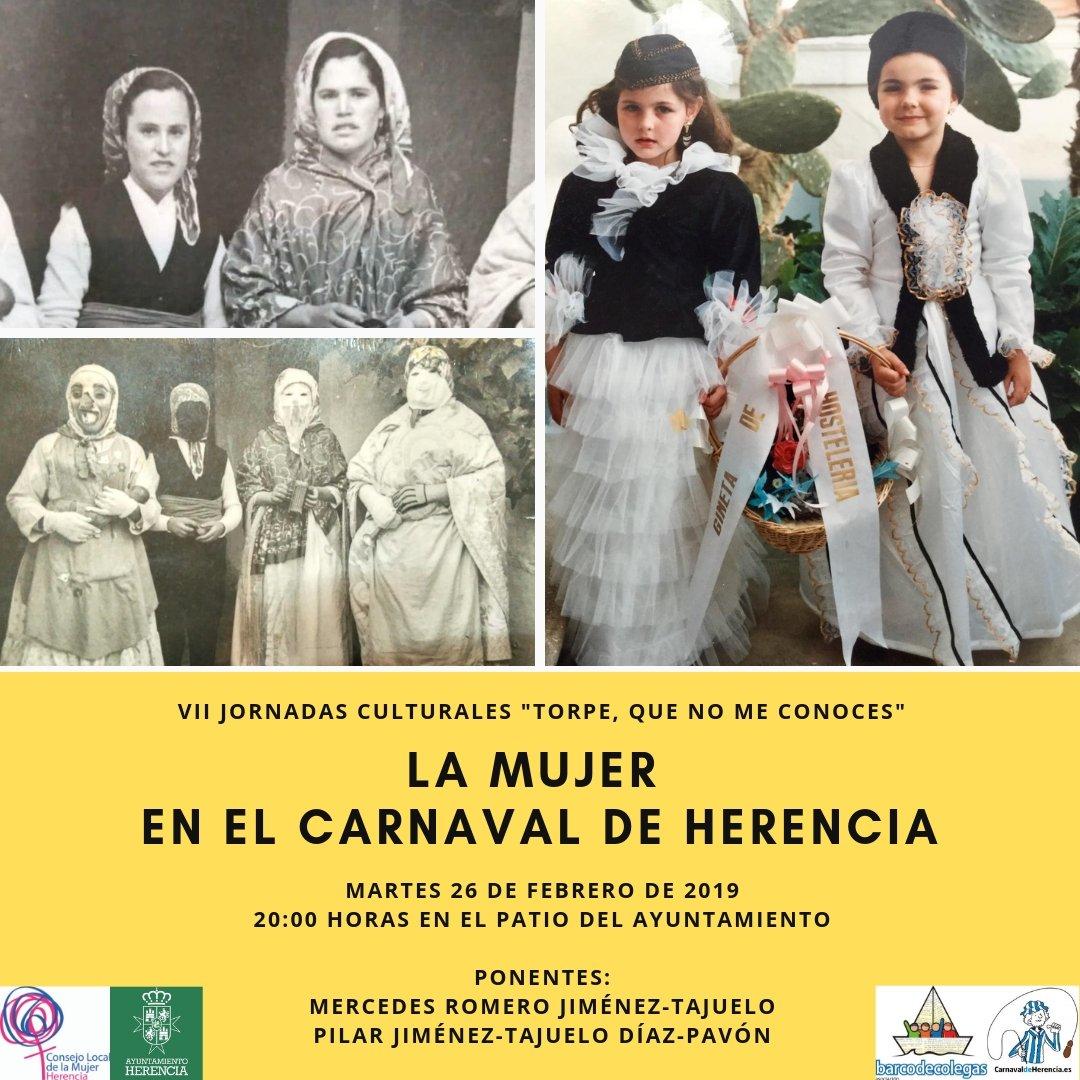 La Mujer en el Carnaval de Herencia